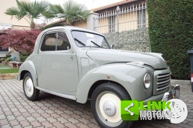 1952 Fiat Topolino 500C For Sale (picture 2 of 6)