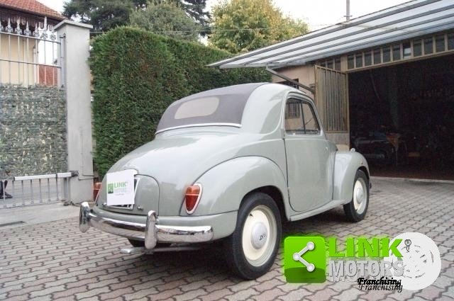 1952 Fiat Topolino 500C For Sale (picture 3 of 6)