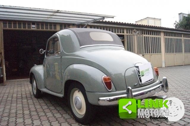 1952 Fiat Topolino 500C For Sale (picture 4 of 6)