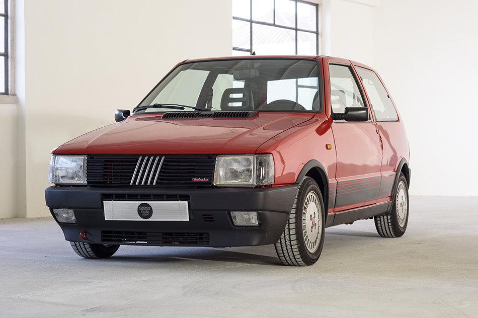 1987 Fiat Uno Turbo IE For Sale (picture 1 of 6)