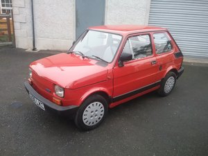 1997 Fiat 126 For Sale