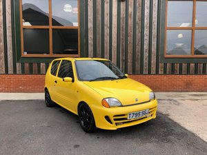 1999 Seicento Sporting with Abarth wheels