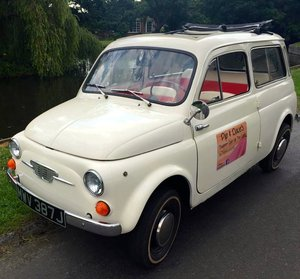 Perfect 1971 Fiat / Autobianchi Giardiniera For Sale