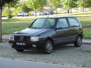 1987 Fiat Uno Turbo IE