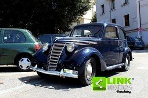 Fiat 1100 E Musone, 1947 restauro professionale