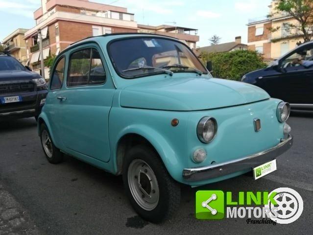 1970 Fiat 500 L RESTAURATA For Sale (picture 2 of 6)