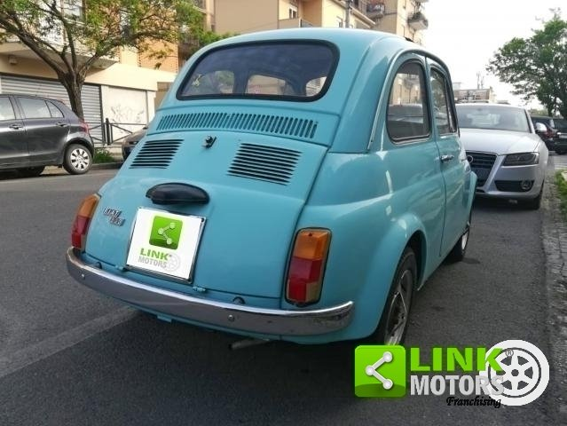 1970 Fiat 500 L RESTAURATA For Sale (picture 3 of 6)