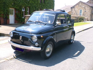 Fiat 500 F 1968 For Sale