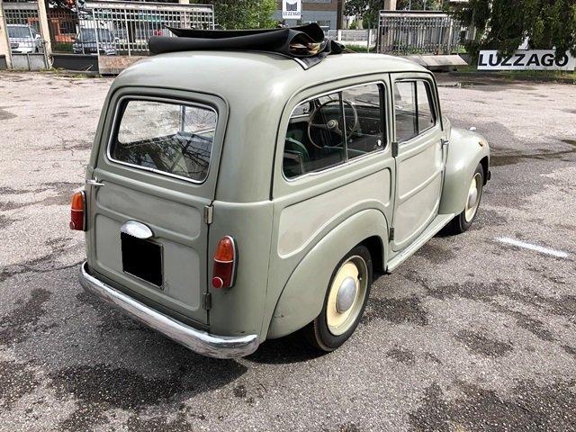 1952 FIAT 500 C TOPOLINO BELVEDERE For Sale (picture 3 of 6)