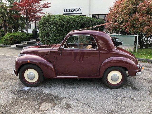 1952 FIAT 500 C TOPOLINO TRASFORMABILE For Sale (picture 2 of 6)