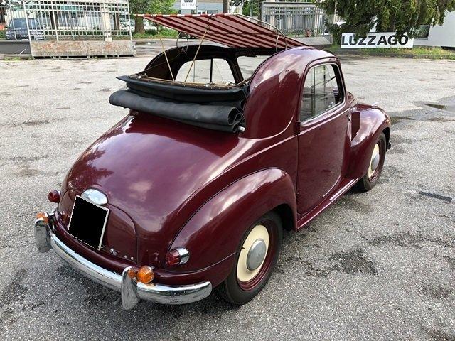 1952 FIAT 500 C TOPOLINO TRASFORMABILE For Sale (picture 3 of 6)