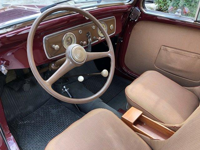 1952 FIAT 500 C TOPOLINO TRASFORMABILE For Sale (picture 5 of 6)