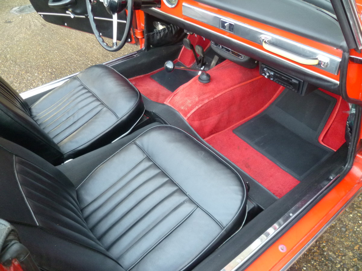 1962 FIAT 1200 CABRIOLET PININFARINA DESIGNED For Sale (picture 5 of 6)