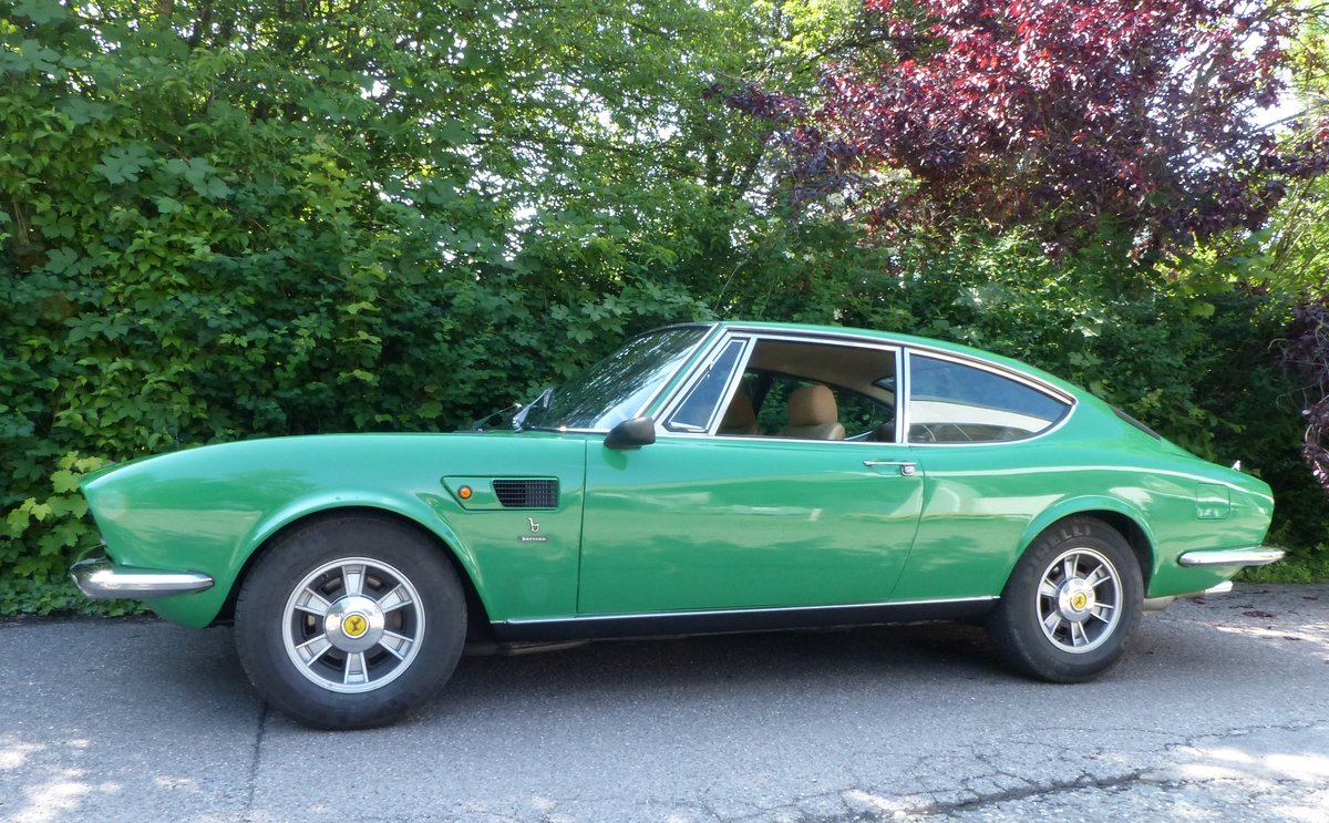 1971 Rarely beautiful and original Fiat Dino 2400 Coupe For Sale (picture 1 of 6)