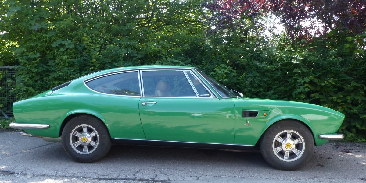 1971 Rarely beautiful and original Fiat Dino 2400 Coupe For Sale (picture 2 of 6)