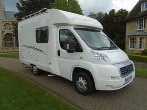 2007 Fiat Ducato (swift sundance 2 birth camper van)