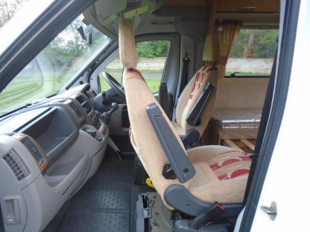 2007 Fiat Ducato (swift sundance 2 birth camper van)   For Sale (picture 4 of 6)
