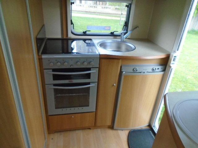 2007 Fiat Ducato (swift sundance 2 birth camper van)   For Sale (picture 6 of 6)