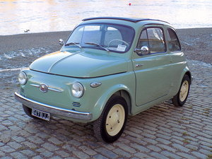 1958 FIAT 500 NUOVA - FULLY RESTORED TO CONCOURS For Sale