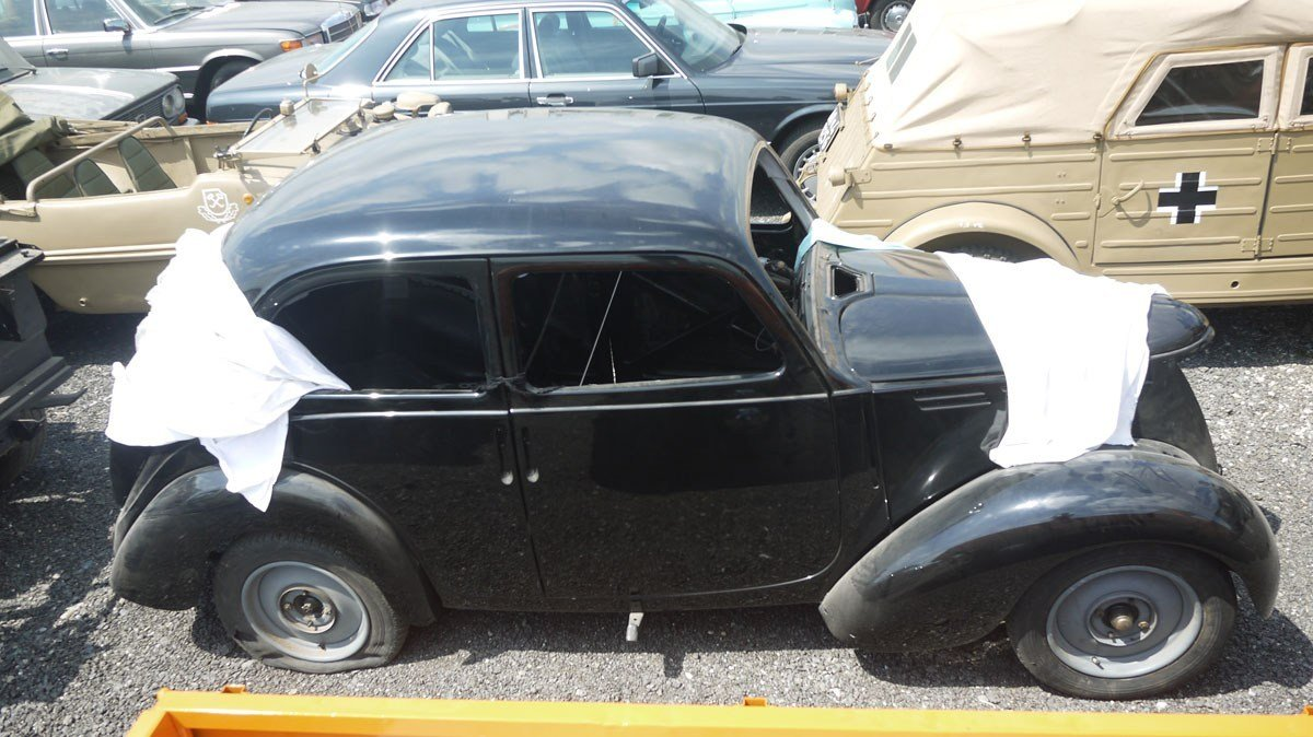 1952 Fiat 1100 B For Sale by Auction (picture 1 of 1)