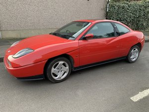 1998 Fiat Coupe For Sale by Auction