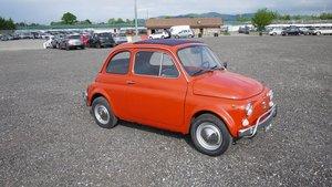 1972 Fiat 500L For Sale by Auction