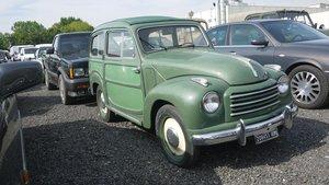 1954 Fiat Topolino Giardinera For Sale by Auction