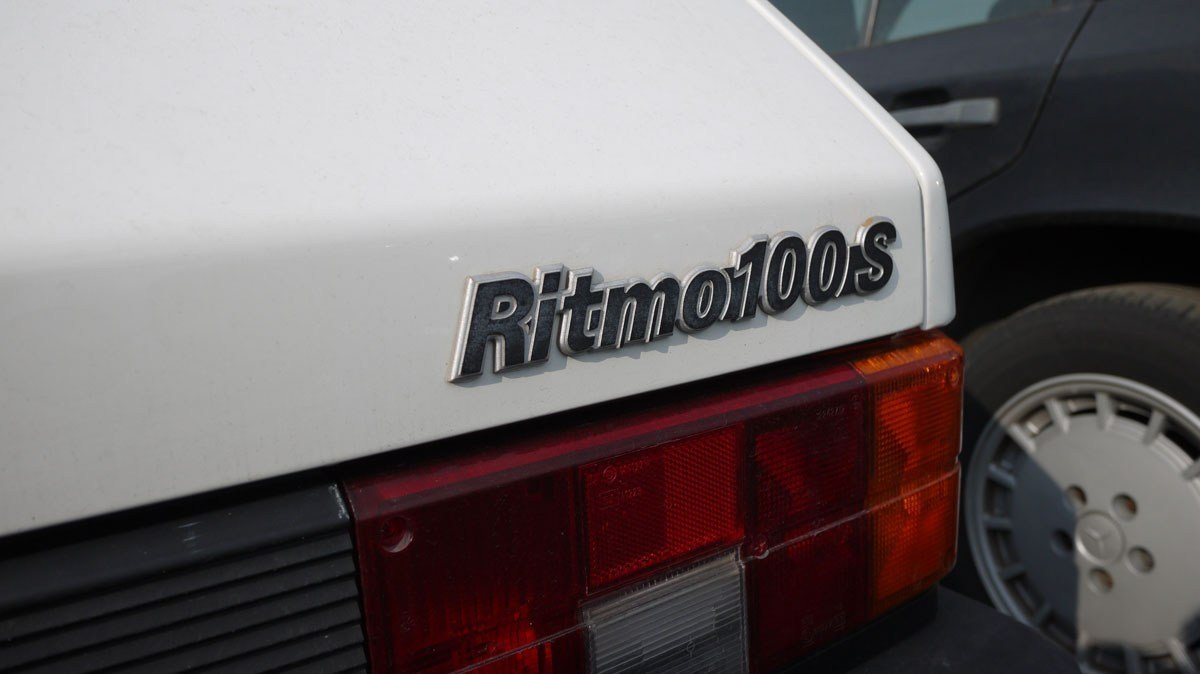 1986 Fiat Ritmo Cabriolet For Sale by Auction (picture 4 of 4)