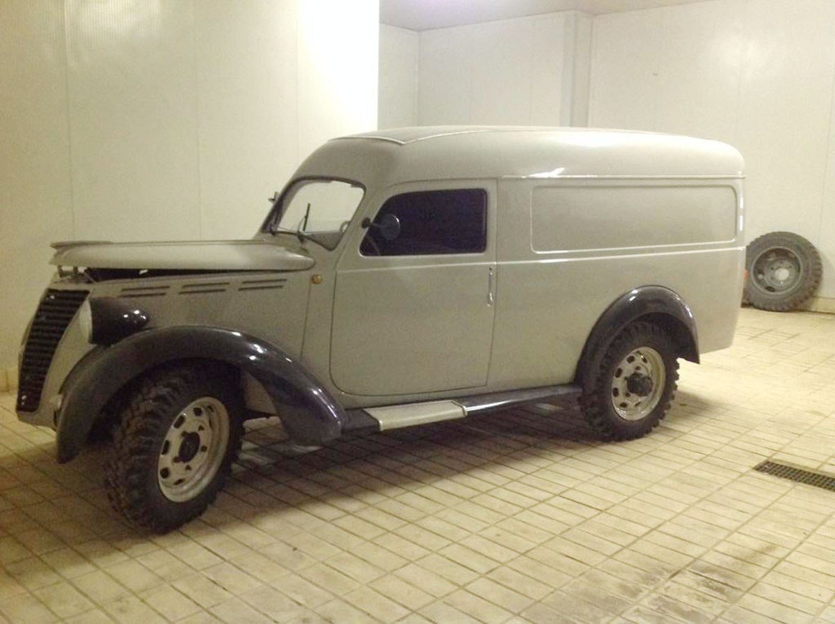 1948 Fiat 1100 BLR Truck For Sale by Auction (picture 1 of 2)