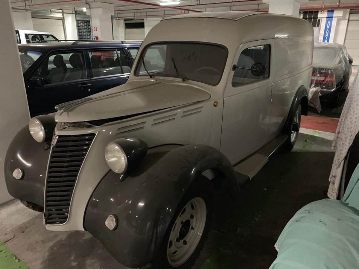 1948 Fiat 1100 BLR Truck For Sale by Auction (picture 2 of 2)