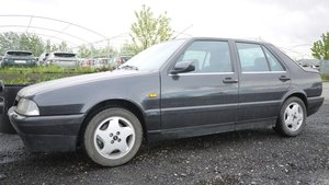 1994 Fiat Croma Turbo For Sale by Auction