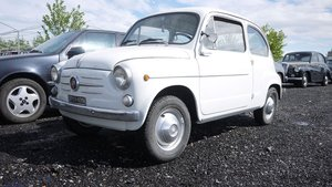 1959 Fiat 600 For Sale by Auction
