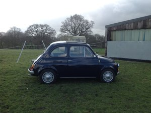1966 Fiat 500 - beautiful condition For Sale