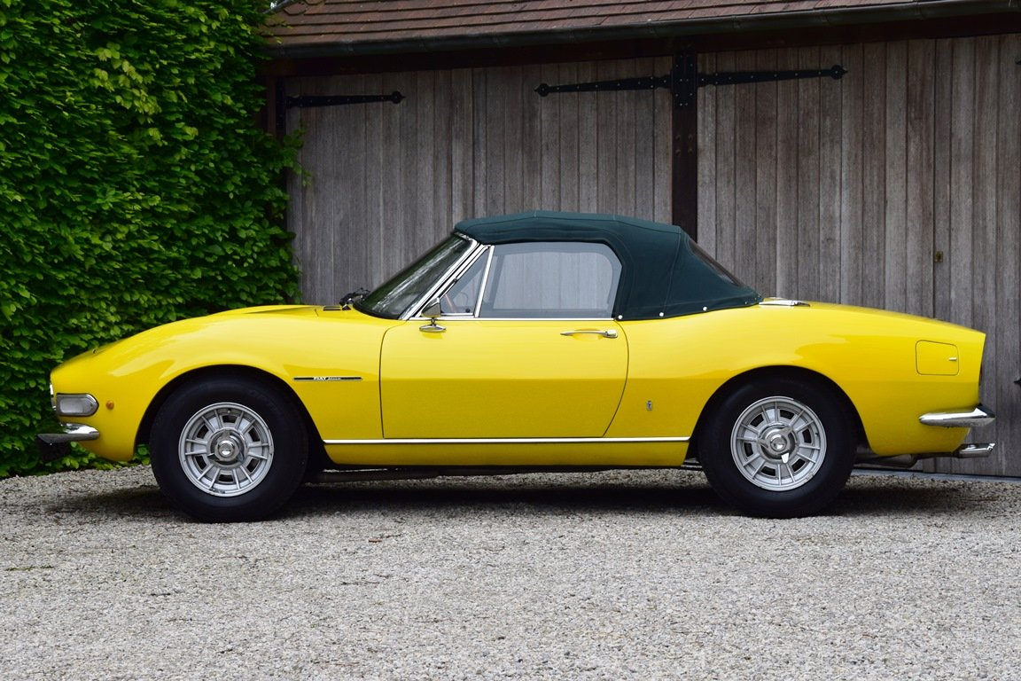 1967 Fiat Dino Spider 2000 - very early car (LHD) For Sale (picture 2 of 6)