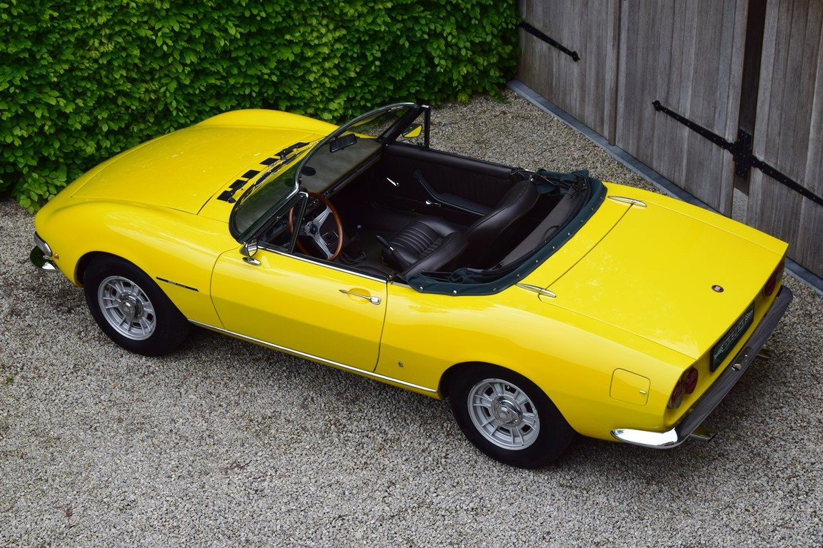 1967 Fiat Dino Spider 2000 - very early car (LHD) For Sale (picture 3 of 6)