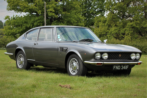 1968 Fiat Dino For Sale by Auction