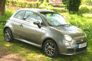 2013 Fiat 500S 1.3 multijet 95 bhp SOLD