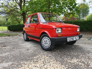 1989 Fiat 126 For sale For Sale