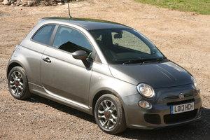 2013 Fiat 500S 1.3 multijet 95 bhp For Sale