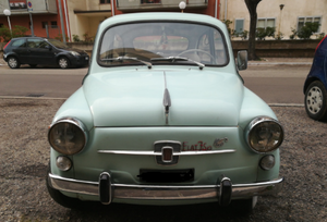 1966 Fiat 600 For Sale