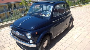 Fiat 500 D trasformabile 1964 suicide doors LHD For Sale
