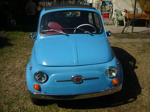 1970 Classic Fiat 500 For Sale