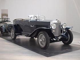 1925 Fiat 519S Torpedo Sport Speciale = Rare 1 off Red $POR