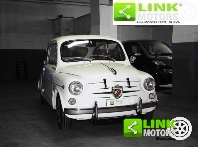 1964 FIAT ABARTH 1000 TC IN PERFETTO STATO CONSERVATIVO For Sale (picture 1 of 6)