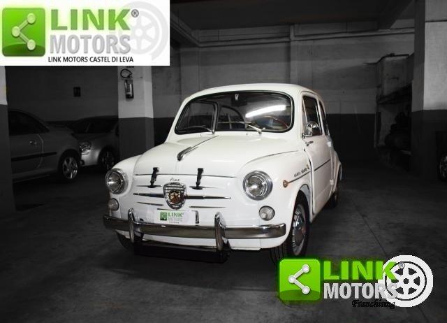 1964 FIAT ABARTH 1000 TC IN PERFETTO STATO CONSERVATIVO For Sale (picture 2 of 6)