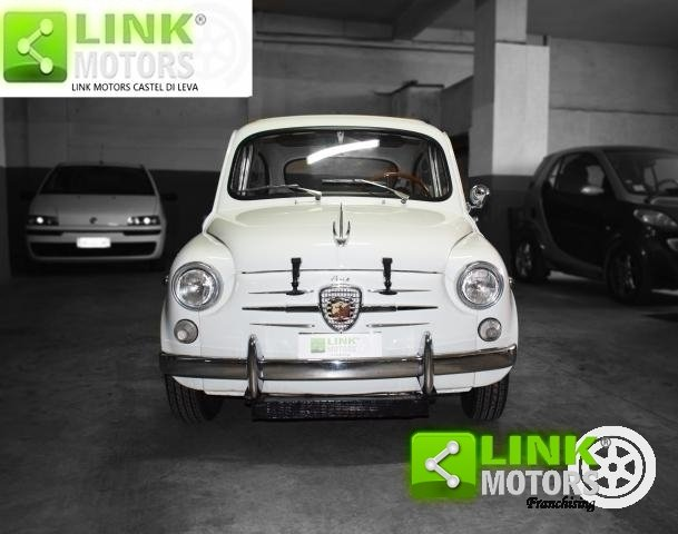 1964 FIAT ABARTH 1000 TC IN PERFETTO STATO CONSERVATIVO For Sale (picture 3 of 6)