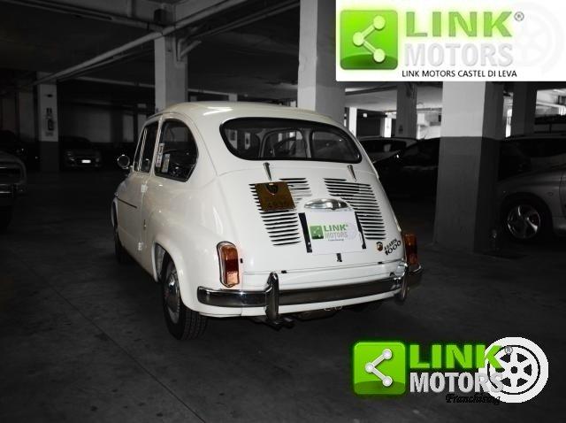 1964 FIAT ABARTH 1000 TC IN PERFETTO STATO CONSERVATIVO For Sale (picture 4 of 6)