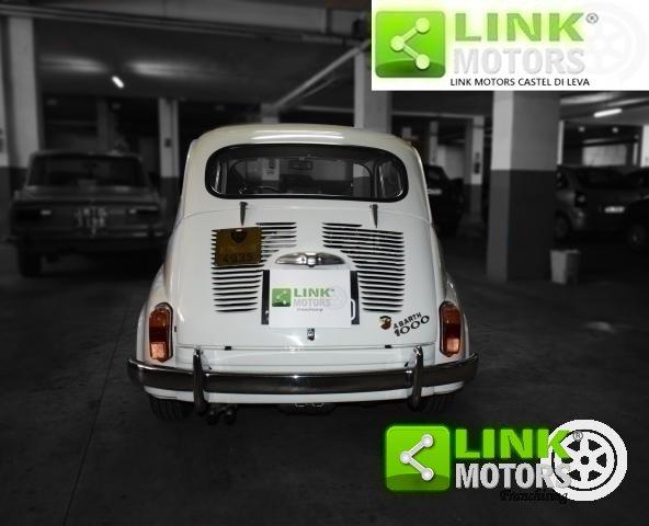 1964 FIAT ABARTH 1000 TC IN PERFETTO STATO CONSERVATIVO For Sale (picture 6 of 6)
