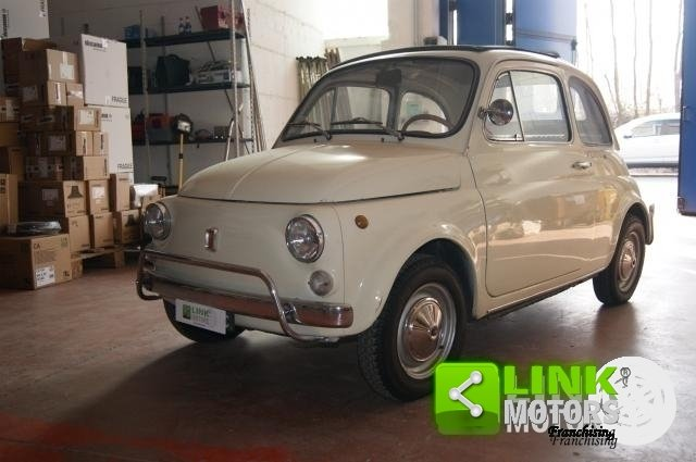 Fiat 500 L DEL 1972 REVISIONATA POSSIBILITA' DI GARANZIA SU For Sale (picture 1 of 6)