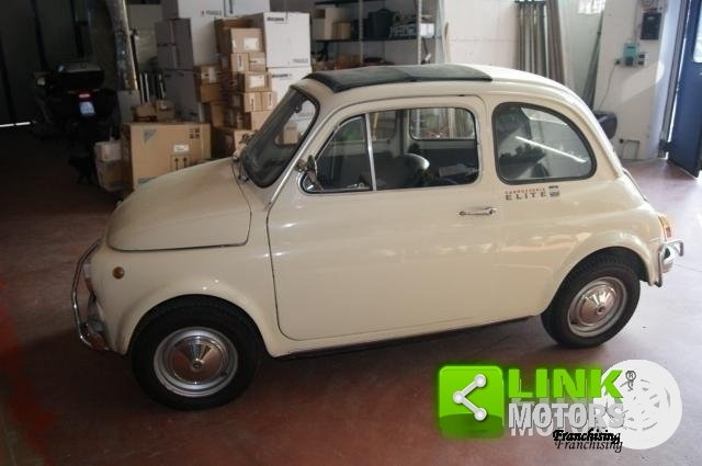 Fiat 500 L DEL 1972 REVISIONATA POSSIBILITA' DI GARANZIA SU For Sale (picture 2 of 6)